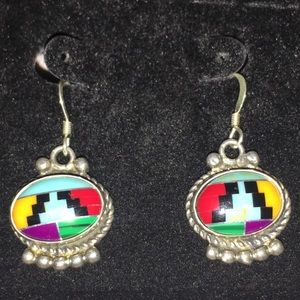 Jewelry - Authentic Native American earrings